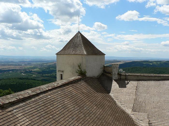 Замок Бухлов (Buchlov) 72776
