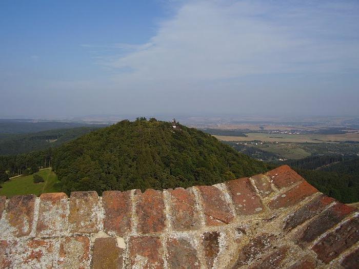 Замок Бухлов (Buchlov) 90327