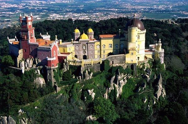 Дворец Пена, Португалия 10