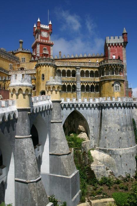 Дворец Пена, Португалия 1