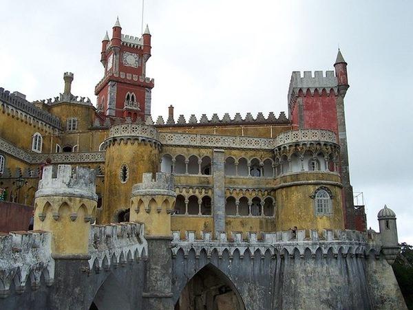 Дворец Пена, Португалия 16