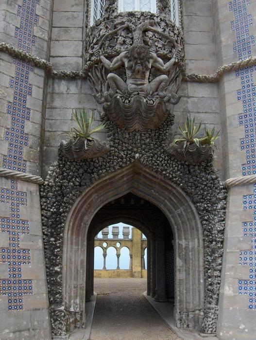 Дворец Пена, Португалия 14