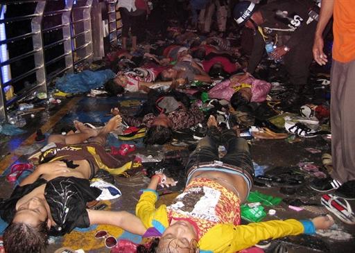 Число погибших в Камбодже выросло до 345 человек 97798