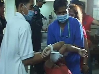 Число погибших в Камбодже выросло до 345 человек 45407