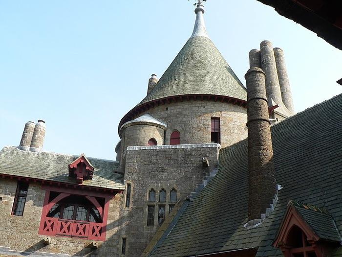 "CASTELL COCH -""Красный замок"". 93413"