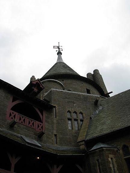 "CASTELL COCH -""Красный замок"". 13464"