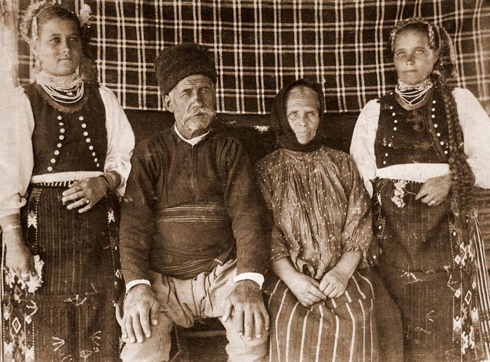 крестьяне 1898 год