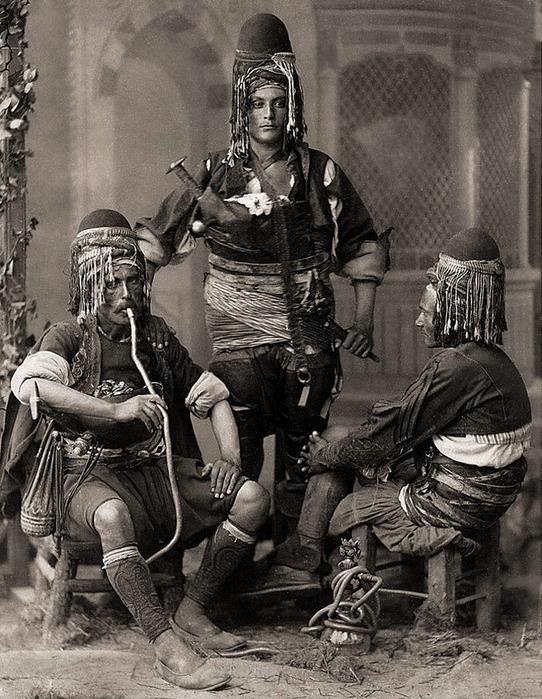 башибузуки - нерегулярные солдаты из албанских отморозков