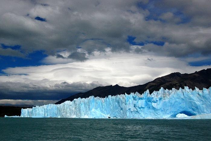 Ледник Перито-Морено (Perito Moreno Glacier) Патагония, Аргентина 16387
