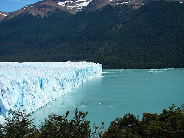 Ледник Перито-Морено (Perito Moreno Glacier) Патагония, Аргентина 90349
