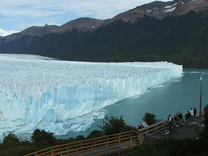Ледник Перито-Морено (Perito Moreno Glacier) Патагония, Аргентина 36109
