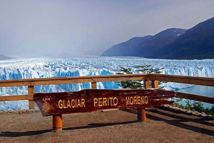 Ледник Перито-Морено (Perito Moreno Glacier) Патагония, Аргентина 14426