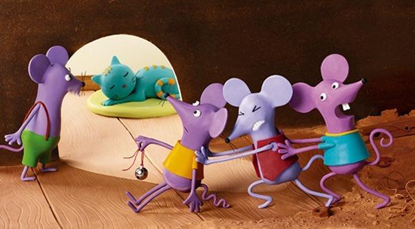 Пластилиновые иллюстрации Ирмы Груенхольз (Irma Gruenholz) 41