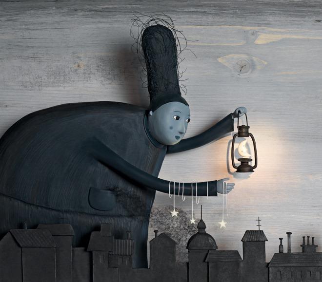 Пластилиновые иллюстрации Ирмы Груенхольз (Irma Gruenholz) 31
