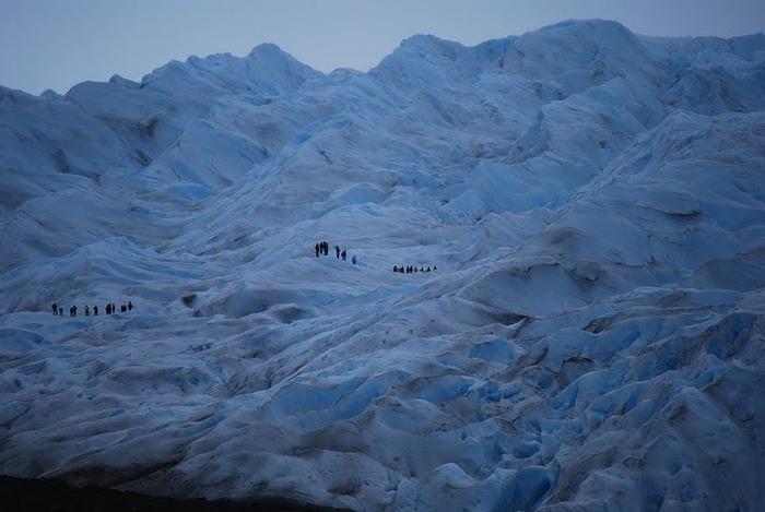 Ледник Перито-Морено (Perito Moreno Glacier) Патагония, Аргентина 69049