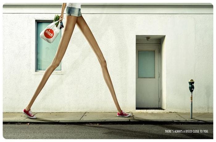 Креативная реклама - дизайн 63
