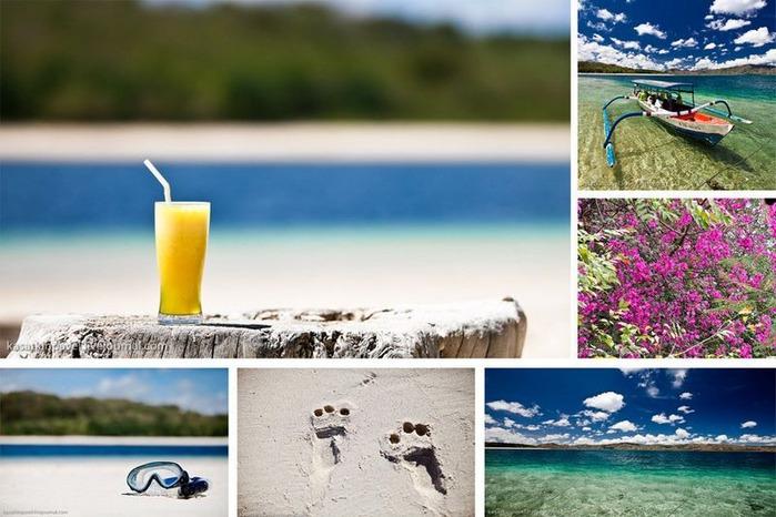 Райский остров Gili Nanggu 39
