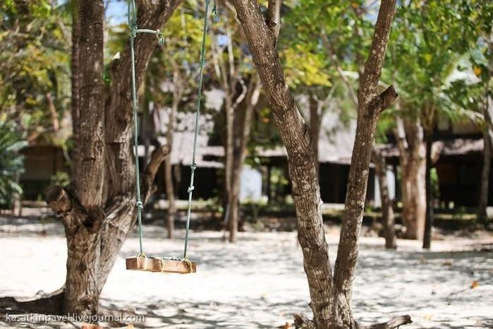 Райский остров Gili Nanggu 2