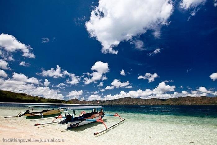 Райский остров Gili Nanggu 3