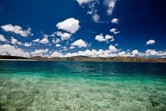 Райский остров Gili Nanggu 4