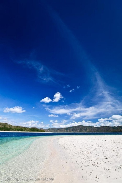 Райский остров Gili Nanggu 19