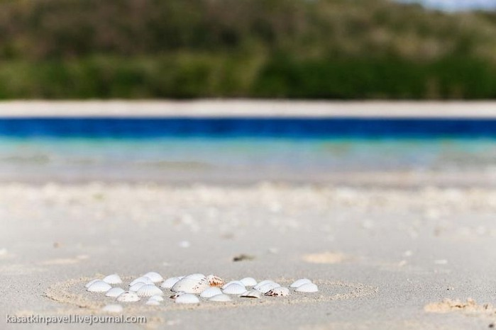 Райский остров Gili Nanggu 24