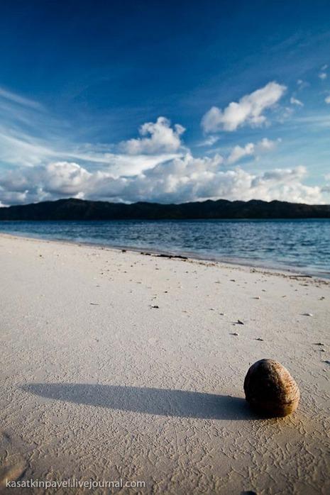 Райский остров Gili Nanggu 32