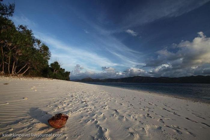 Райский остров Gili Nanggu 34