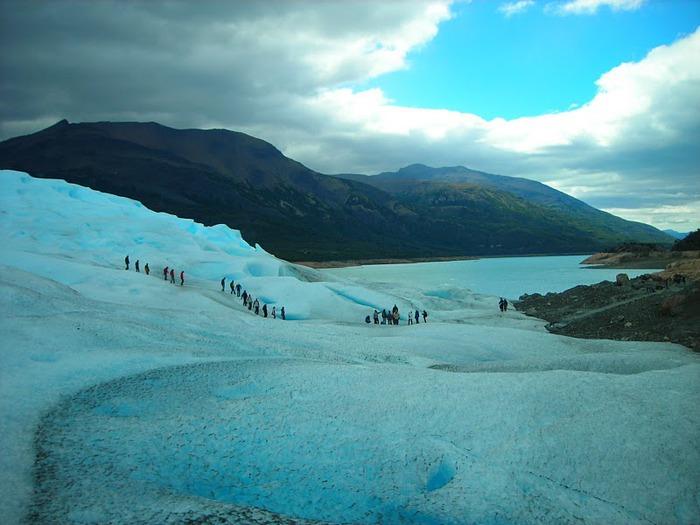 Ледник Перито-Морено (Perito Moreno Glacier) Патагония, Аргентина 45837