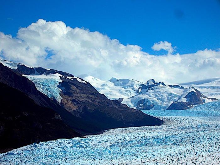 Ледник Перито-Морено (Perito Moreno Glacier) Патагония, Аргентина 71100
