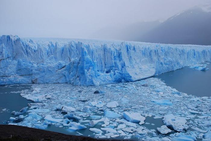 Ледник Перито-Морено (Perito Moreno Glacier) Патагония, Аргентина 22035