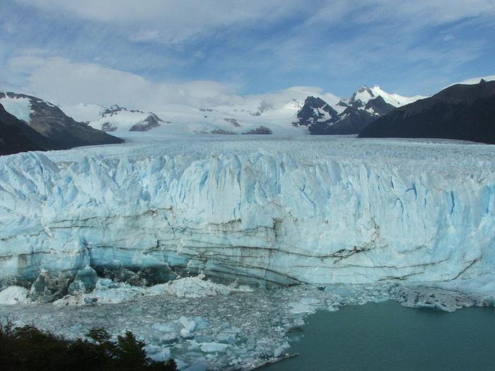 Ледник Перито-Морено (Perito Moreno Glacier) Патагония, Аргентина 72195