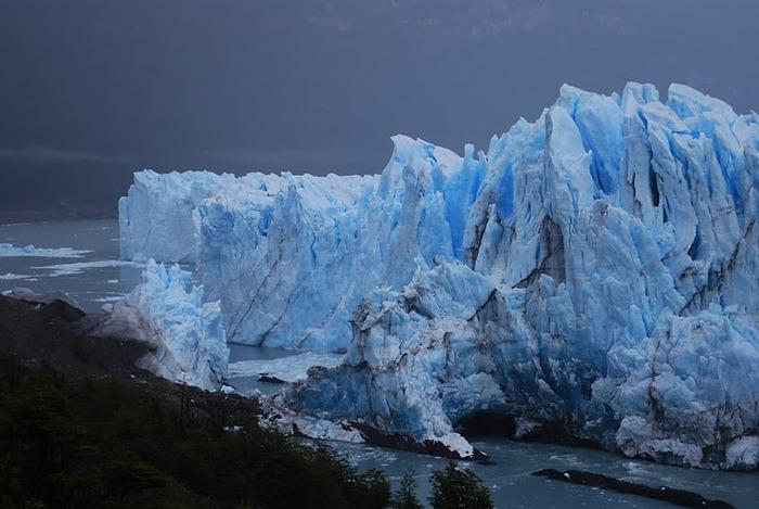 Ледник Перито-Морено (Perito Moreno Glacier) Патагония, Аргентина 20156