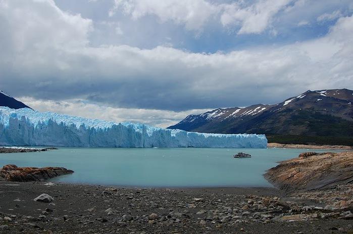 Ледник Перито-Морено (Perito Moreno Glacier) Патагония, Аргентина 71009