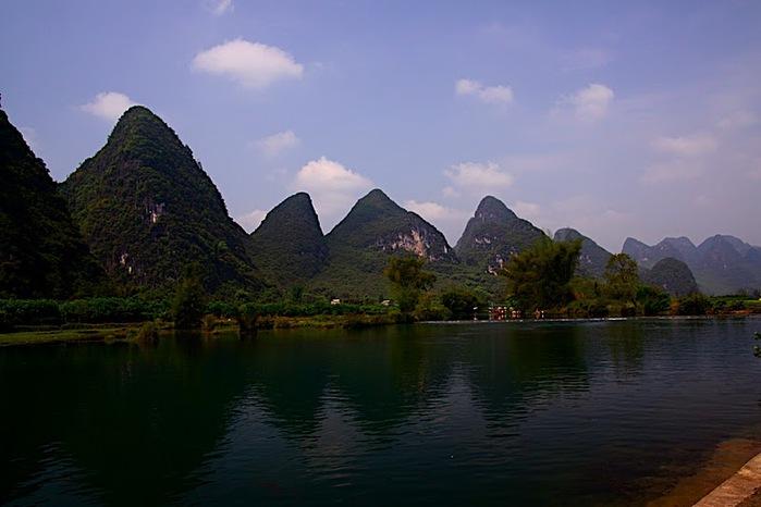 Горы Гуйлинь 77818