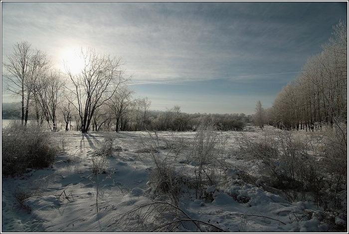 Вот и наступила зима 7