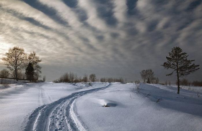 Вот и наступила зима 26