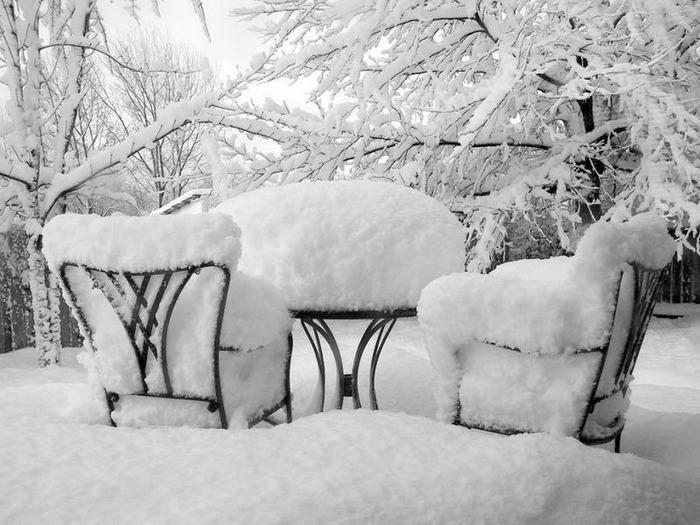Вот и наступила зима 48