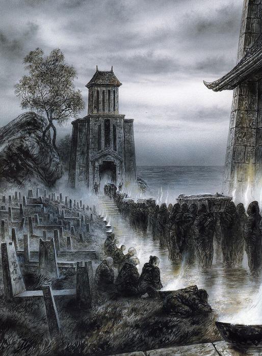 Новый альбом Dead moon от Luis Royo 22