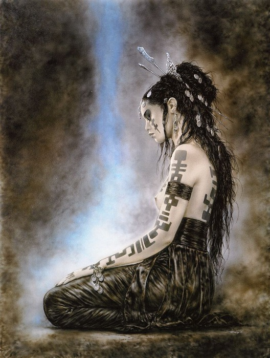 Новый альбом Dead moon от Luis Royo 27