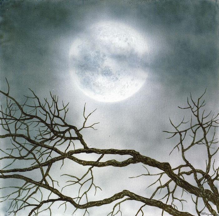 Новый альбом Dead moon от Luis Royo 44