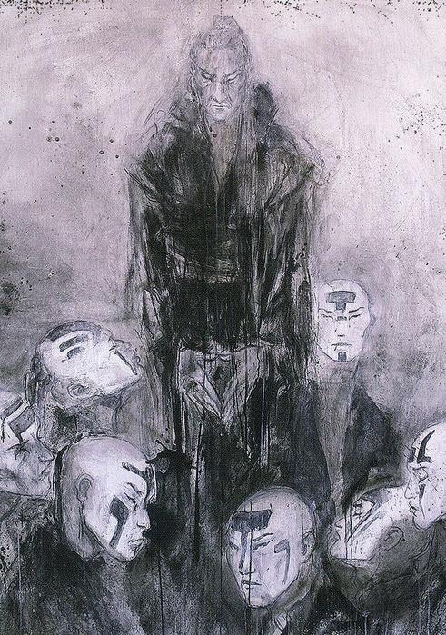 Новый альбом Dead moon от Luis Royo 56
