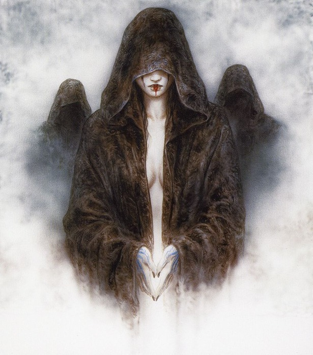 Новый альбом Dead moon от Luis Royo 60
