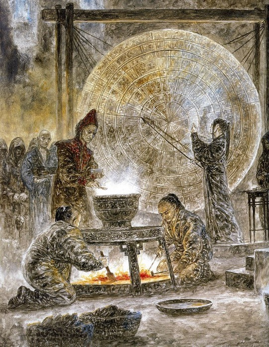 Новый альбом Dead moon от Luis Royo 73