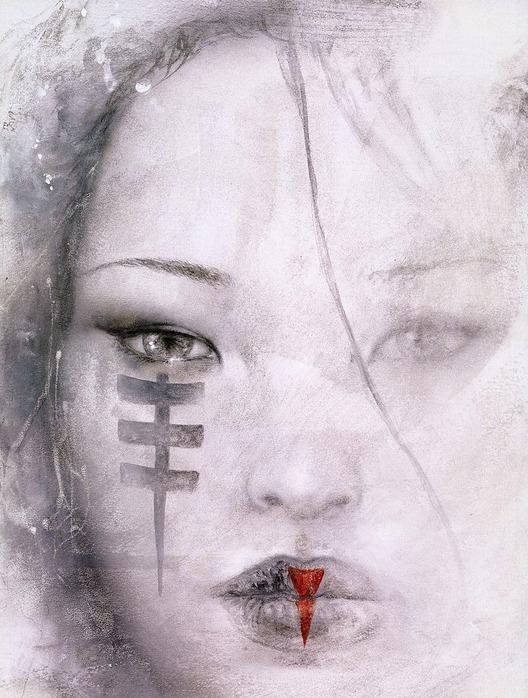 Новый альбом Dead moon от Luis Royo 117