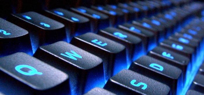 Клаву надо шаркать