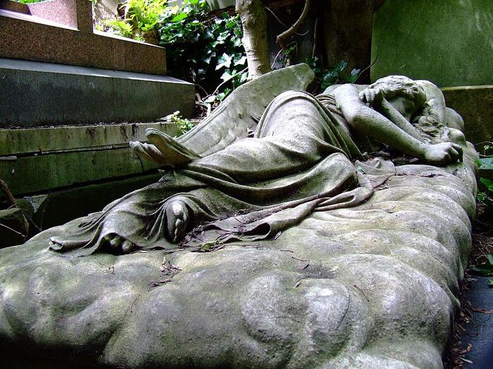 Замурованные вампиры Хайгейта 14557