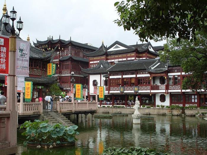 «Сад Радости Yuyuan. Юй Юань» (Yuyuan Shangchang) 26957