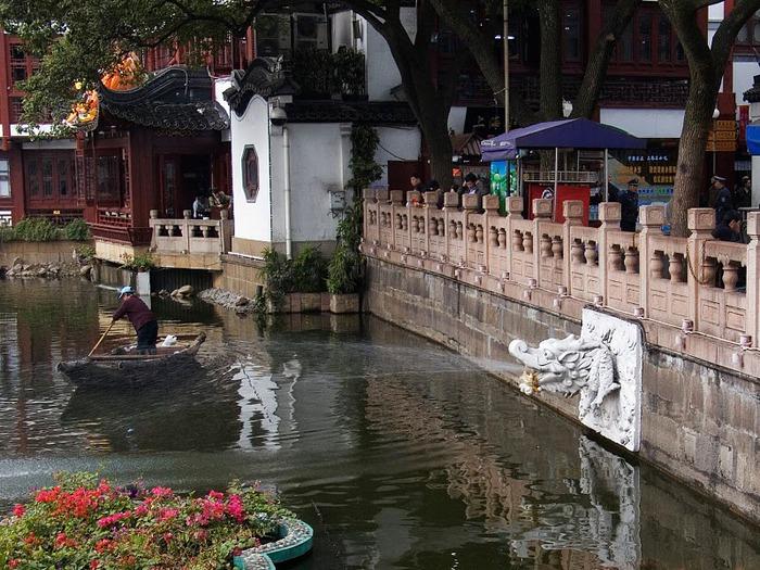 «Сад Радости Yuyuan. Юй Юань» (Yuyuan Shangchang) 85726