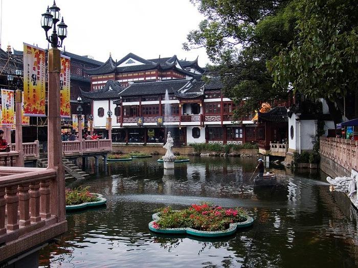 «Сад Радости Yuyuan. Юй Юань» (Yuyuan Shangchang) 50179